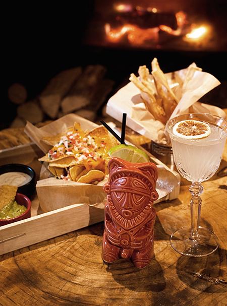 Bar du Lodge - Cocktails - Megève