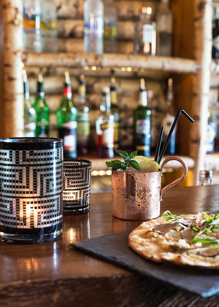 Bar - Bar du Lodge - Megève