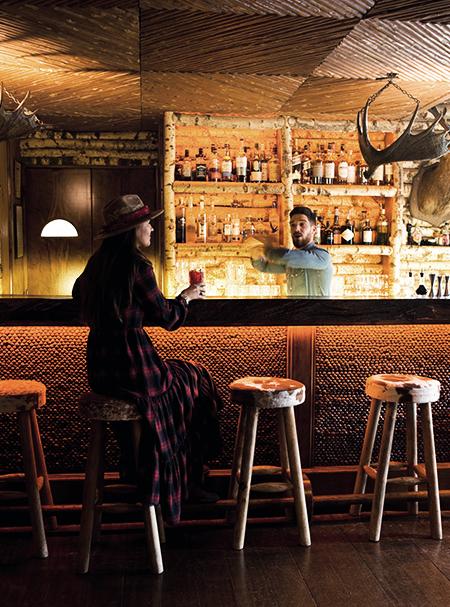 Bar du Lodge - Snacking - Megève