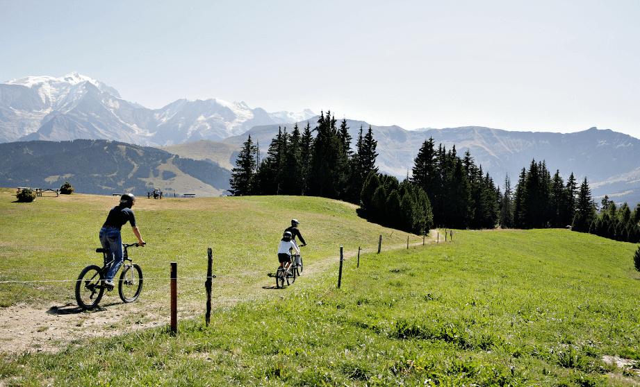 Location vélo offerte offre Lodge Park