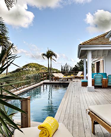 Villa privée avec piscine - Saint-Barth
