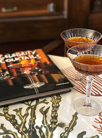 Rum Bar - Villa Marie Saint-Barth