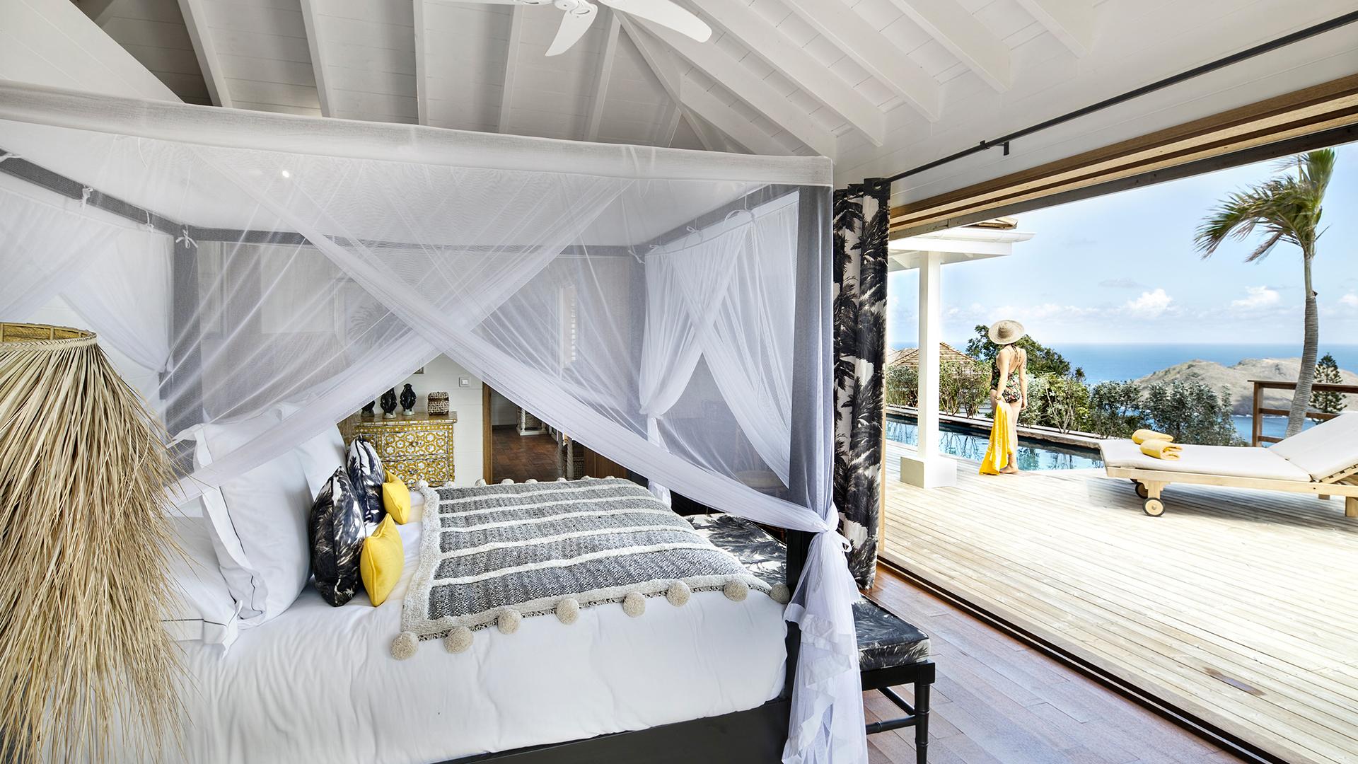 Chambres et villas - Villa Marie Saint-Barth