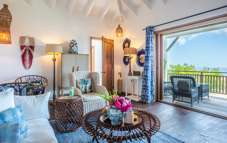 Gypset style - Villa Saline Jacuzzi - Villa Marie Saint-Barth
