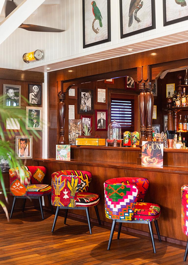 Le Bar - Villa Marie Saint-Barth