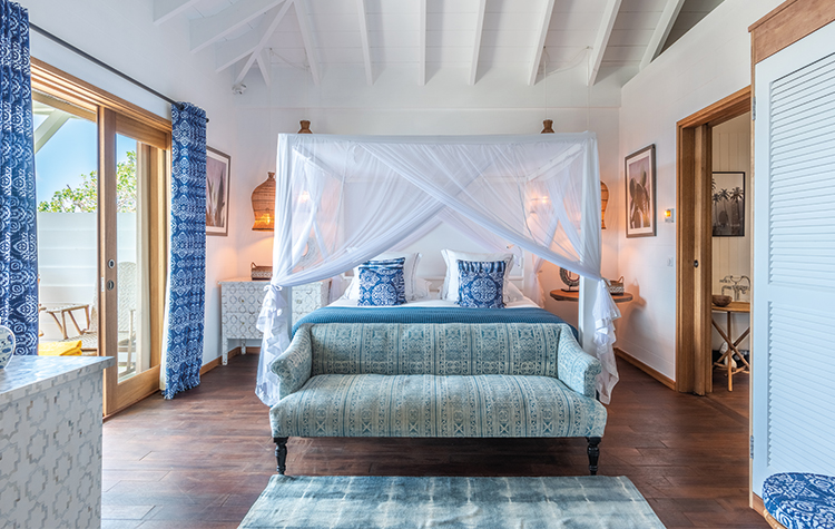 Chambre Havanne - Villa Saline Jacuzzi