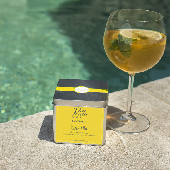 Tea by the pool - Pure Altitude