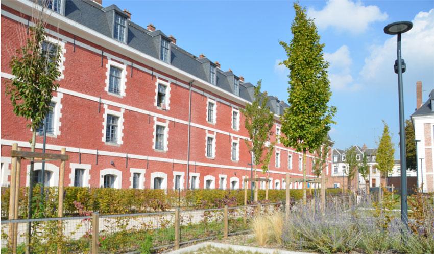 Investir Vauban Arras