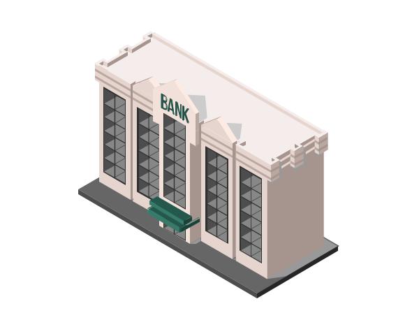 Illustration de banque
