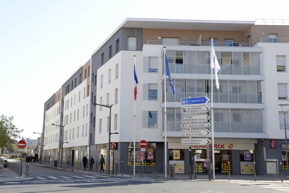 Investir Vénissieux - Moulin à vent