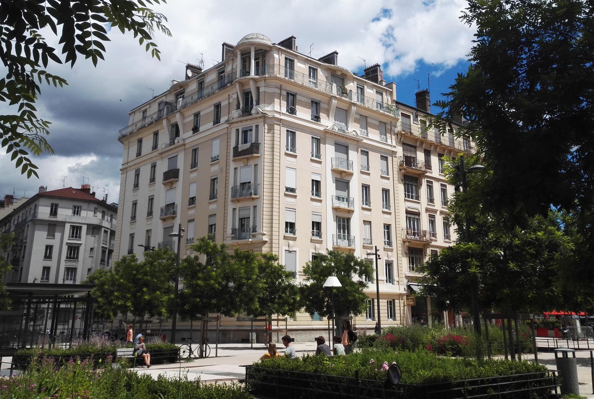 Investir 6ème arrondissement de Lyon
