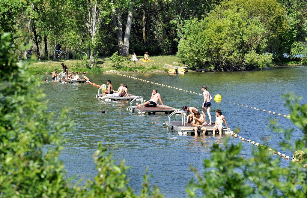 Investir Lac de Maine Angers
