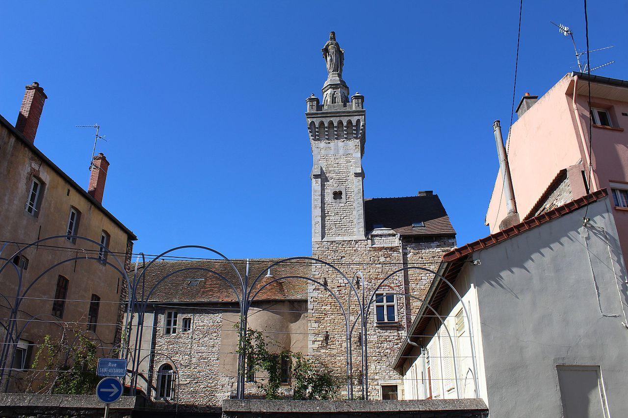 Investir Citadelle Chalon-sur-Saône