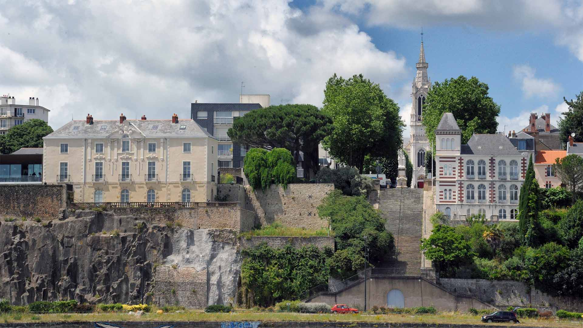 Investir Bellevue • Chantenay Nantes
