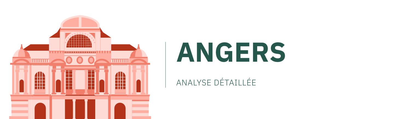 Analyse détaillée de la ville d'Angers