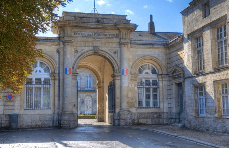 Investir Préfecture Arras