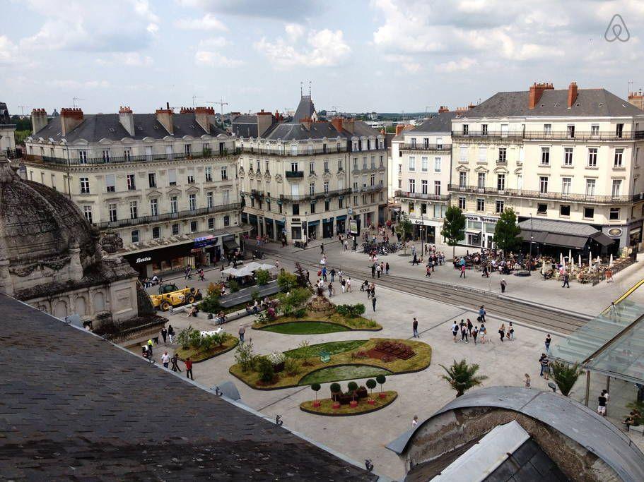 Investir Centre-ville Angers