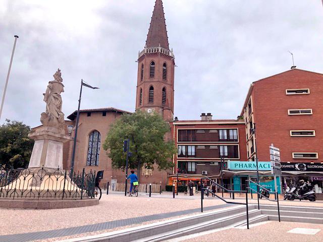 Investir Minimes-Barrière de Paris Toulouse