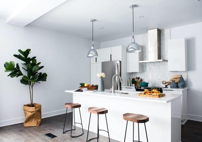 Projet locatif cuisine moderne