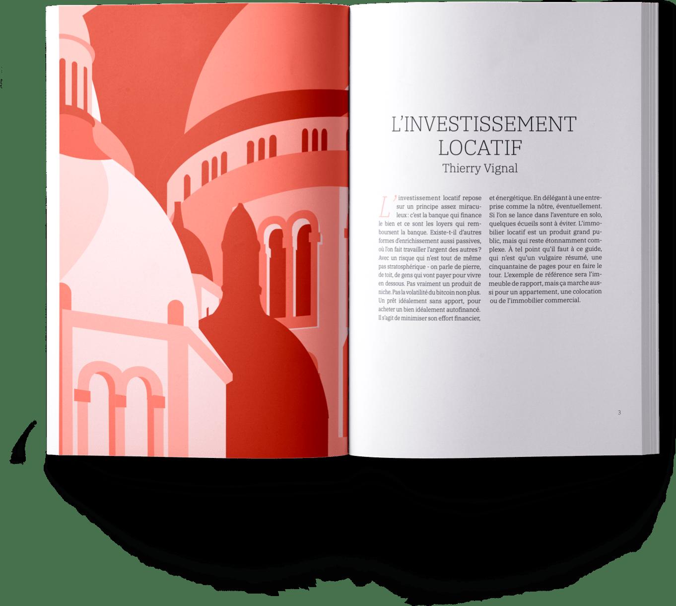 Guide de l'investissement Locatif par Masteos et Thierry Vignal