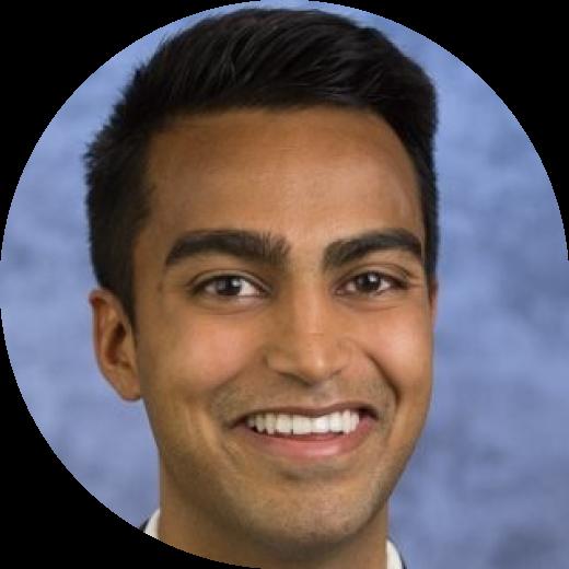 Saharsh Patel, M.D.