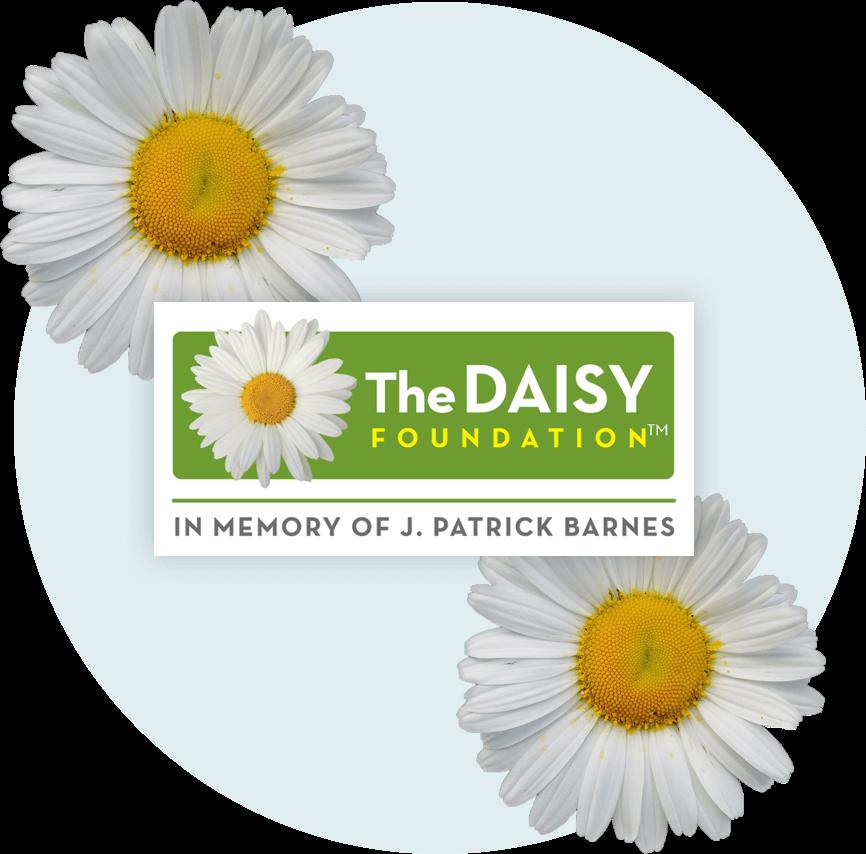 The DAISY Foundation - In Memory of J.Patrick Barnes
