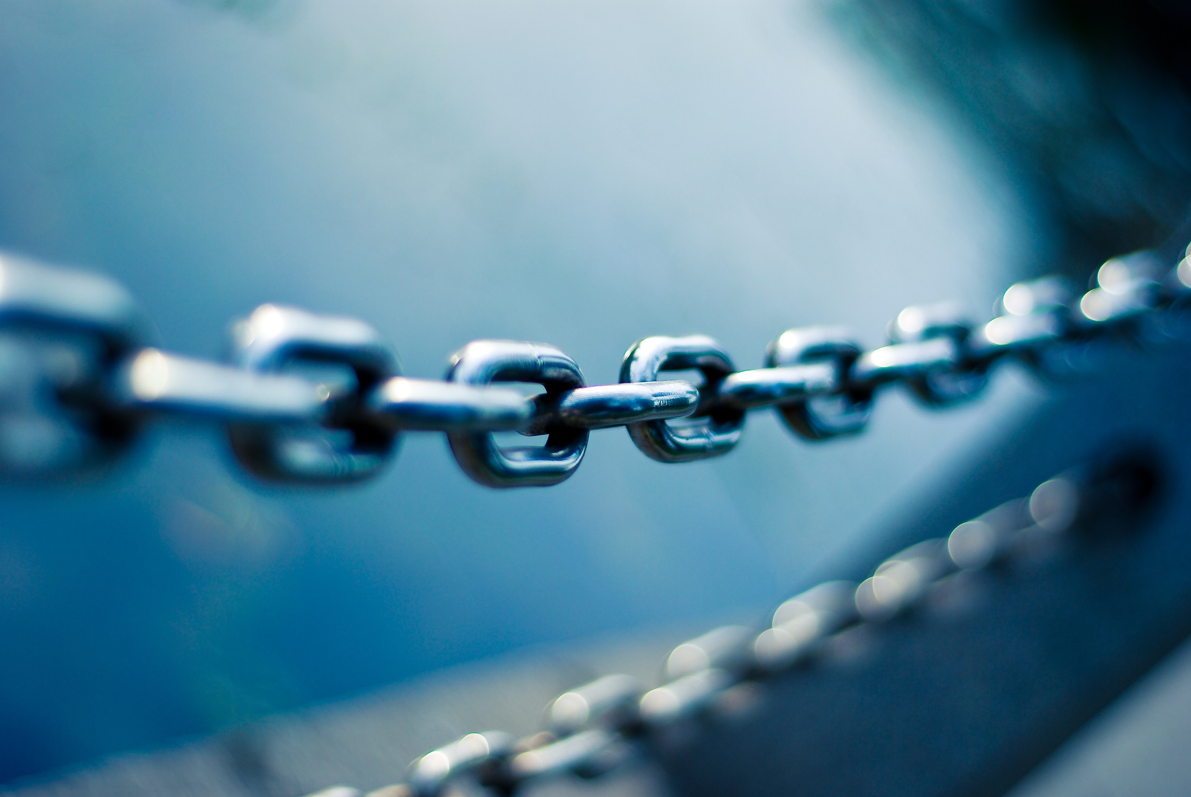 chain link metaphor for nurse staffing account managers