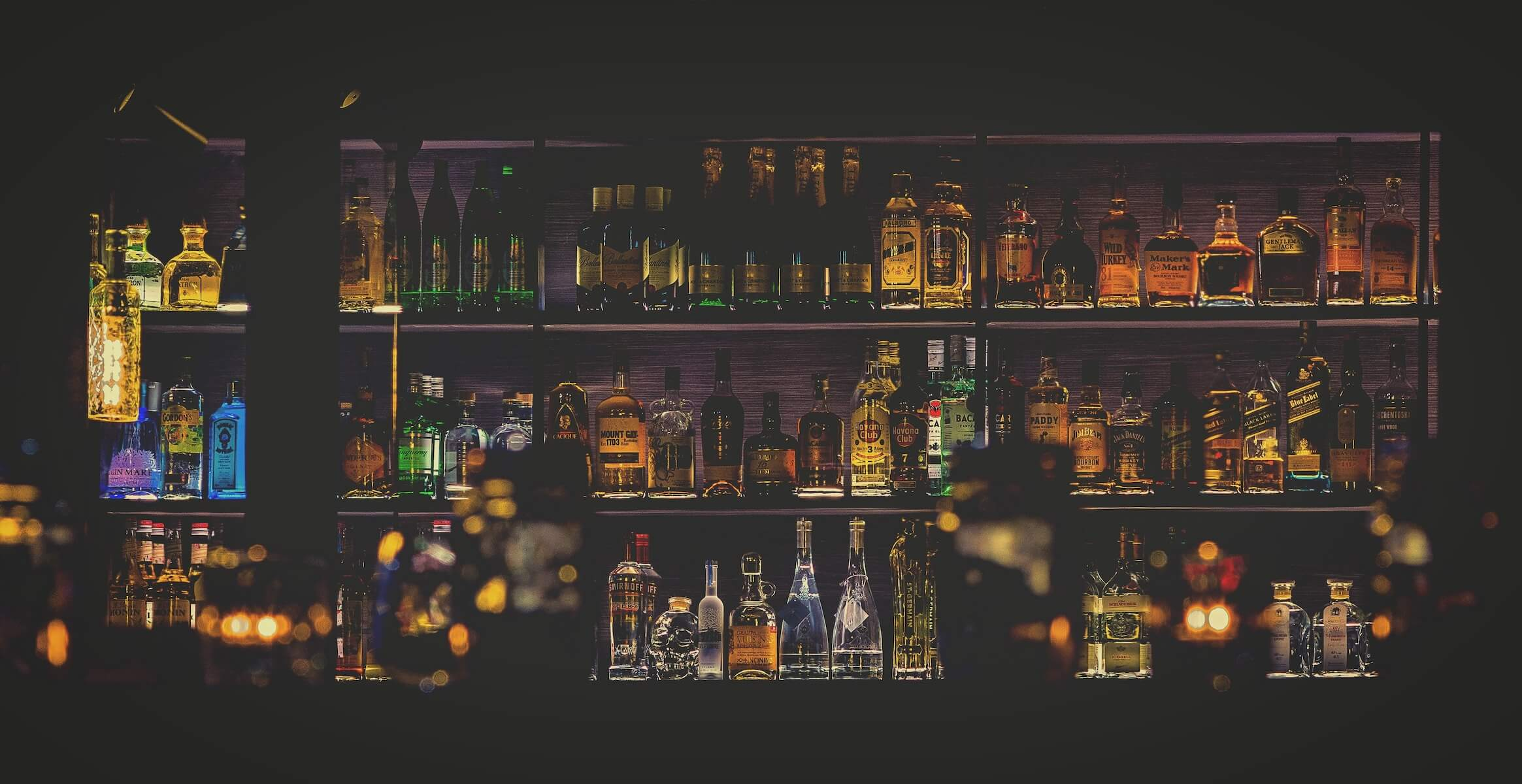 bar in Minneapolis interior