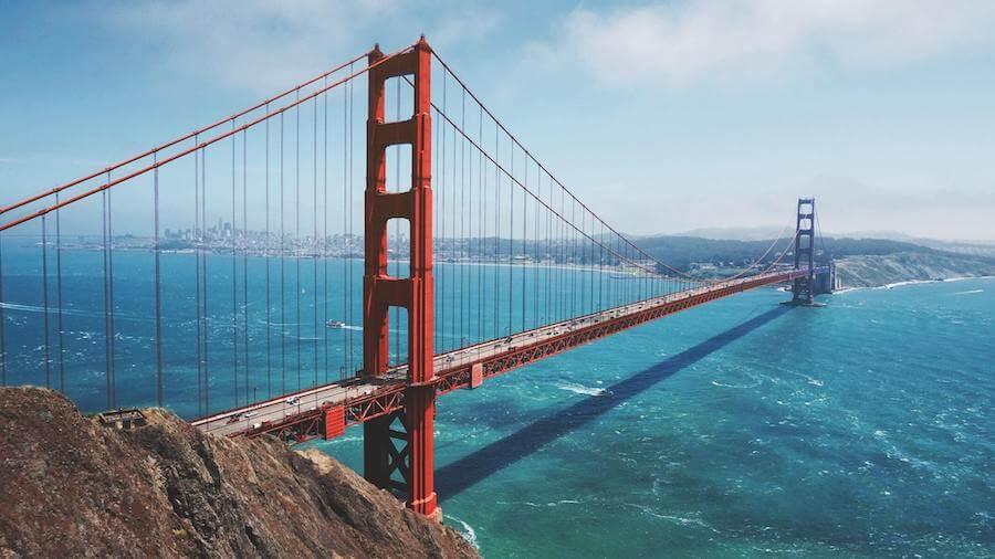 san francisco golden gate bridge slowest state to get nursing license in