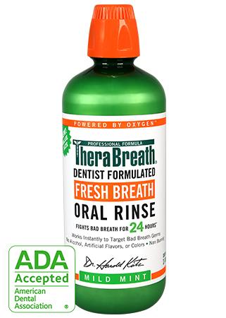 nurse mouthwash