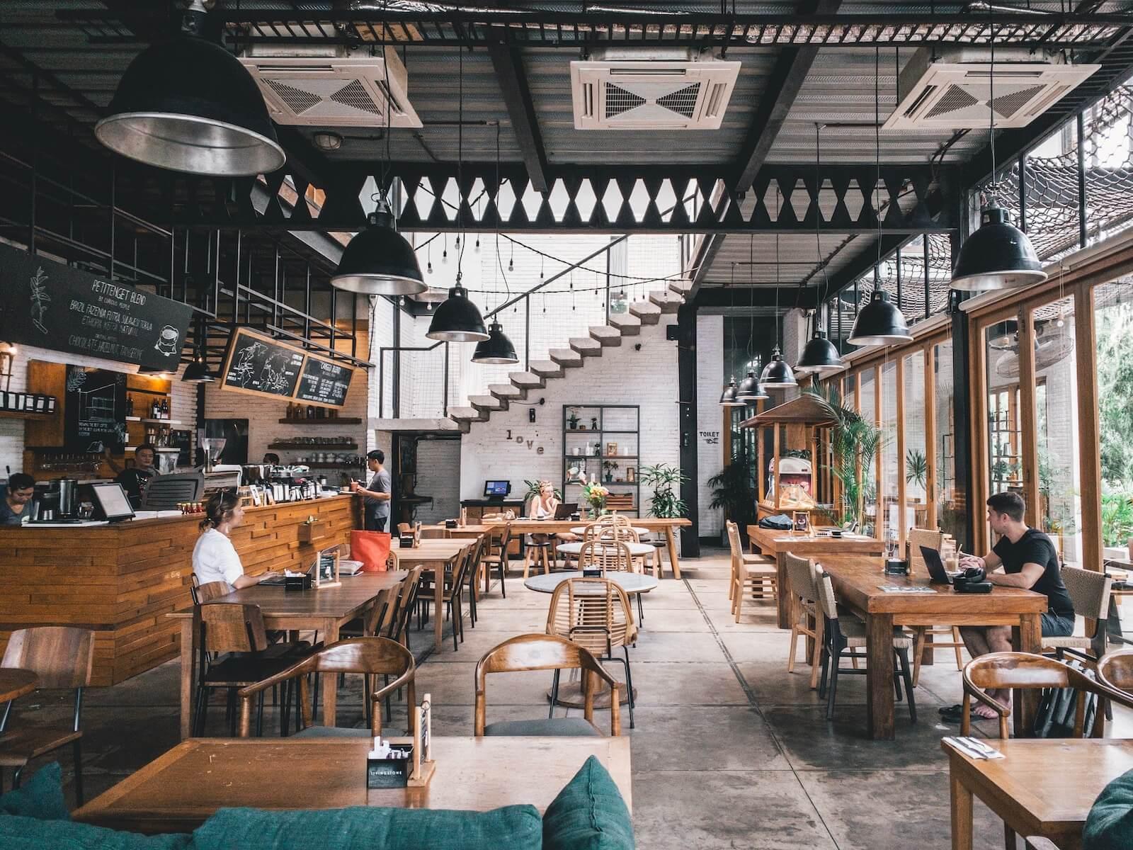 restaurant in Minneapolis interior