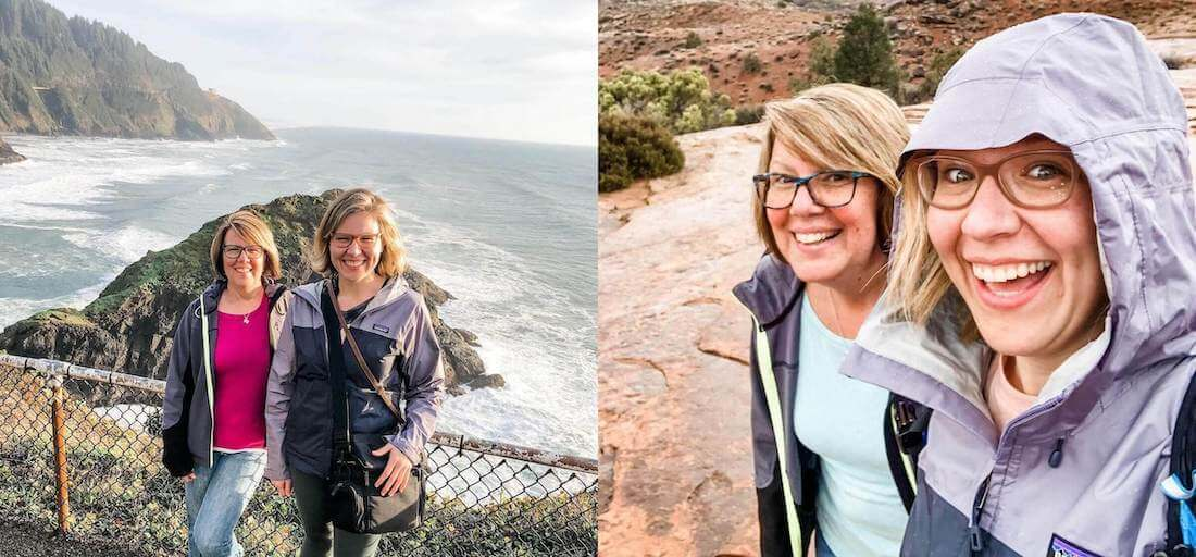 mother-daughter travel nurses