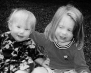 nurse sisters sarah and annie gray as babies