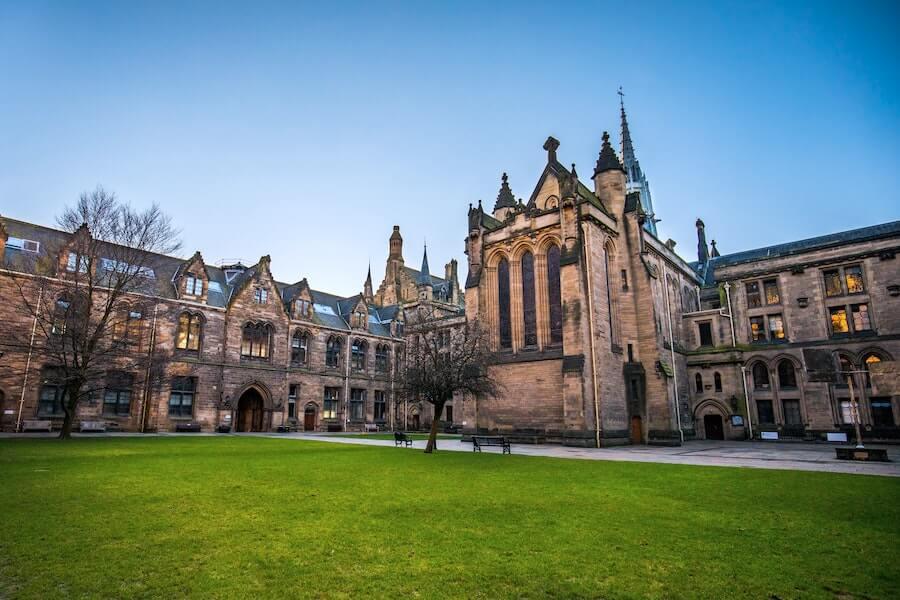 college campus castle regal historical college quad advanced practice nursing school