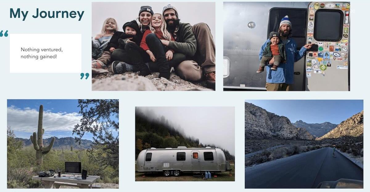 russ mortland, RN travel nursing pictures
