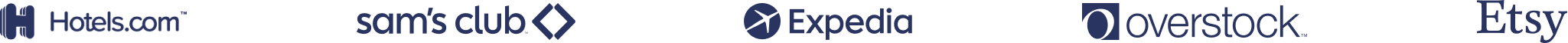 PostTap Partners Hotels.com Sams Club and Expedia logos