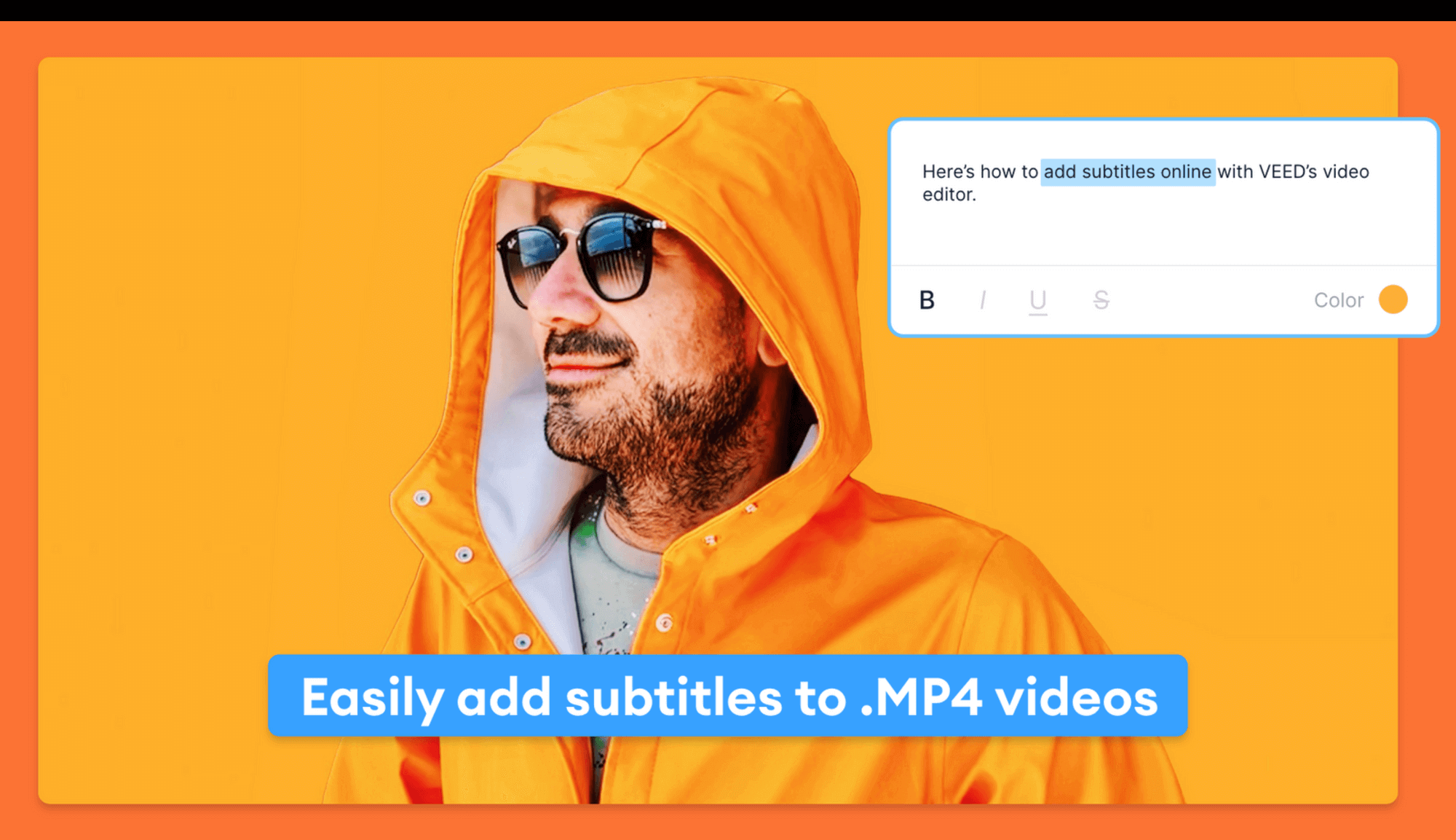 How To Automatically Add Subtitles To MP4 And Translate Them In 60 Seconds
