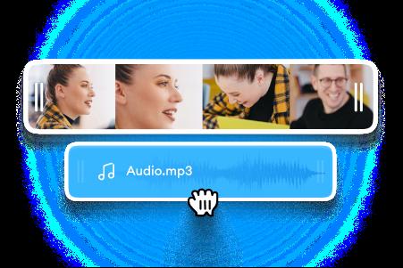 2. Upload Audio